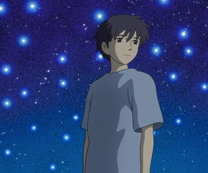 anime, studio ghibli, and tales from earthsea image