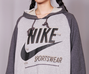 nike, fashion, and pale image