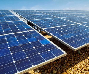 solar cells, solar power for homes, and portable solar panels image