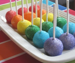 delicious, food, and cake pops image
