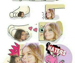 love story, emison, and pll image