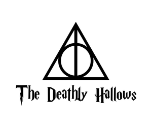 avada kedavra, deathly hallows, and dumbledore image