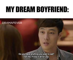 funny, kdrama, and boyfriend image