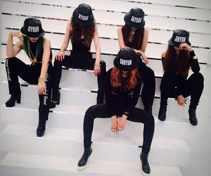 4minute, hyuna, and crazy image