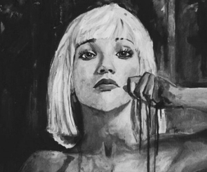 art, chandelier, and Sia image