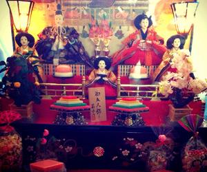 dolls, japan, and japanese image