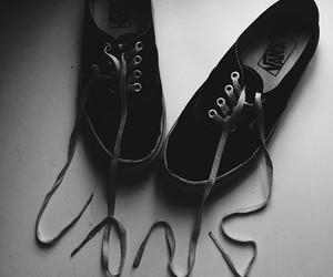 alternative, black and white, and fashion image
