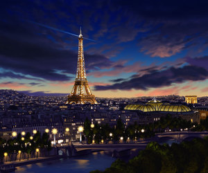 paris and beautiful image
