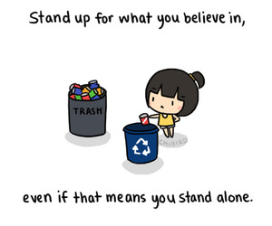 believe and chibird image