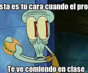 profesor, frases en español, and clases image