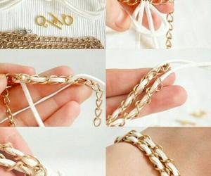 diy, bracelet, and Easy image