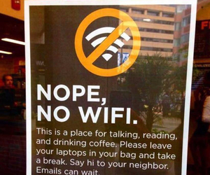 wifi, life, and no wifi image