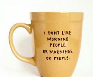 coffee, hate, and morning image