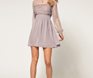 dress and lavender image