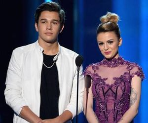 cher lloyd, austin mahone, and mahomie image