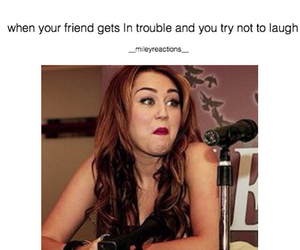 funny, miley cyrus, and truth image