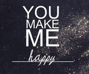 happy, you, and me image