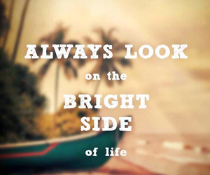 life, bright, and always image