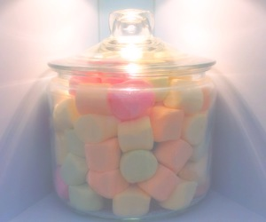 candy, food, and jar image