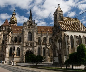 architecture, church, and slovakia image
