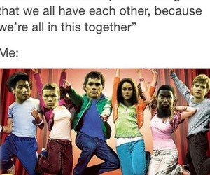 high school musical, hif, and the maze runner image