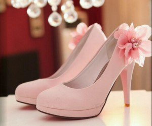 fashion, flower, and pink image