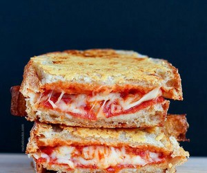 cheese, grilled, and sandwich image