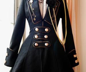 coat and dress image