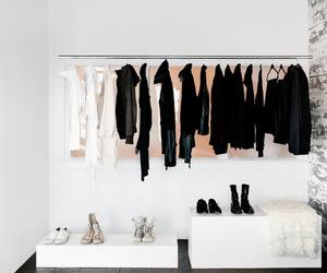 interior, wardrobe, and fashion image