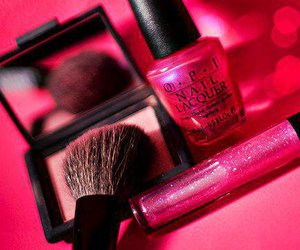 classy, pink, and nailcolours image