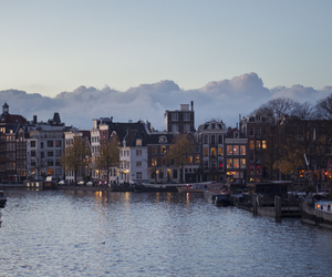 city and amsterdam image