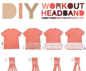 diy and headband image