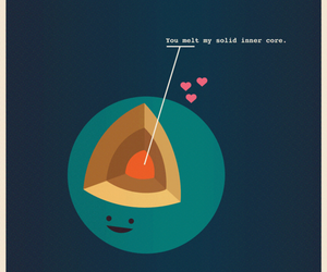 love, nerd, and earth image
