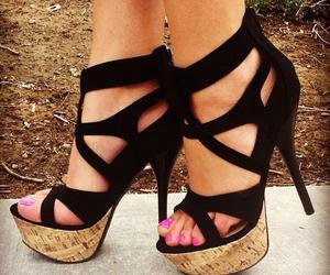 beautiful, heels, and hope image