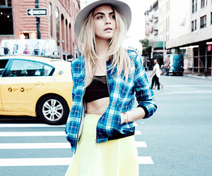 cool, nice, and caradelevingne image