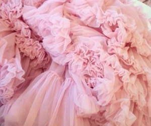 pink and pretty image