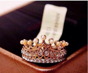 ring, crown, and accessories image