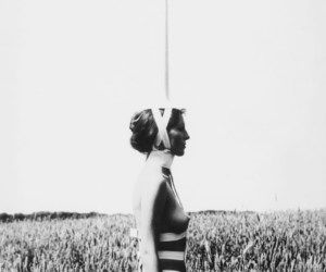 art, white, and black image