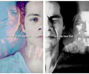 crazy, ❤️, and stiles image
