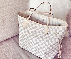 bag, luxury, and Louis Vuitton image