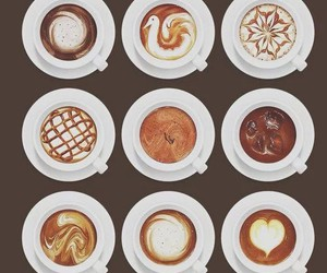 coffee, drink, and wallpaper image