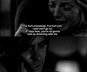 quote, black and white, and jared leto image