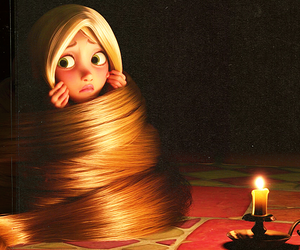 rapunzel, mother knows best, and sweet image
