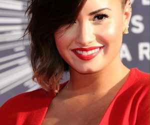 demi, perfection, and red image