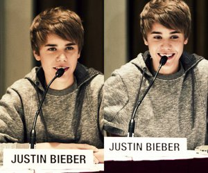 justin bieber, never say never, and bieber image