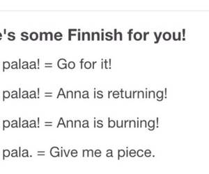 finland, finnish, and learn image