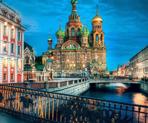 russia, amazing, and colors image