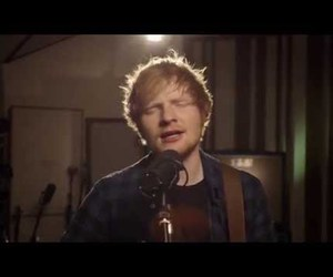 ginger, song, and ed sheeran image