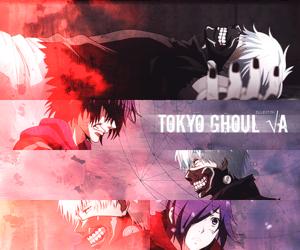 anime, tokyo ghoul, and manga image