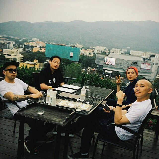 far east movement, the illest, and like a g6 image